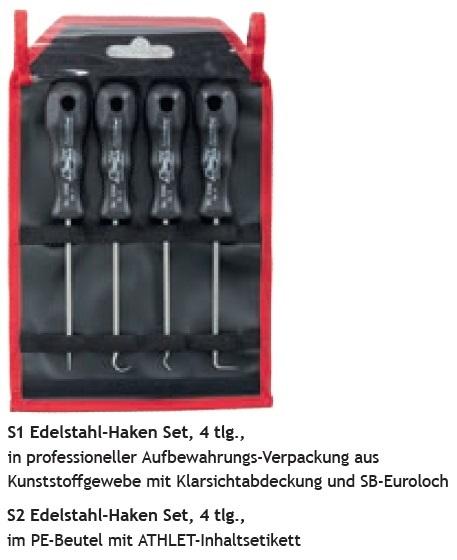 Edelstahl Haken Werkzeug Sortiment Schrauben Gunstige