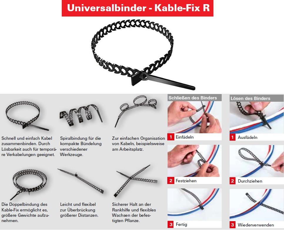 fischer Kable-Fix R