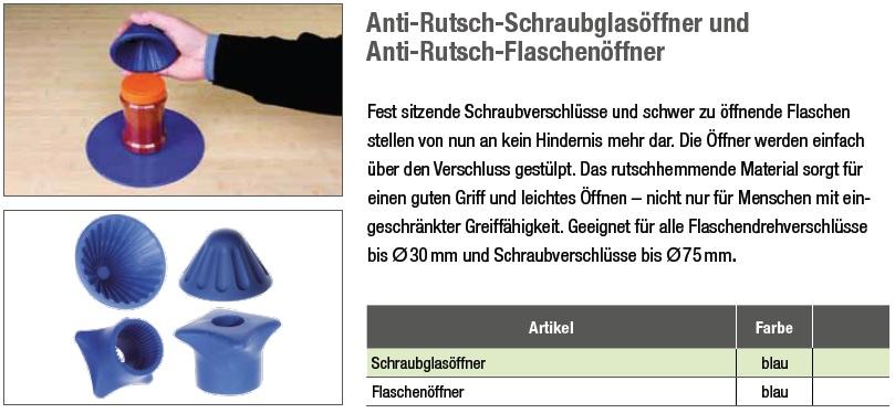 anti rutsch flaschen und schraubglas ffner hilfen im. Black Bedroom Furniture Sets. Home Design Ideas