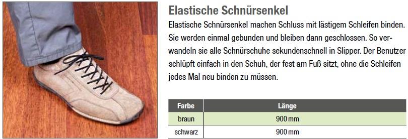 Elastische Schnürsenkel günstig bei kaufen