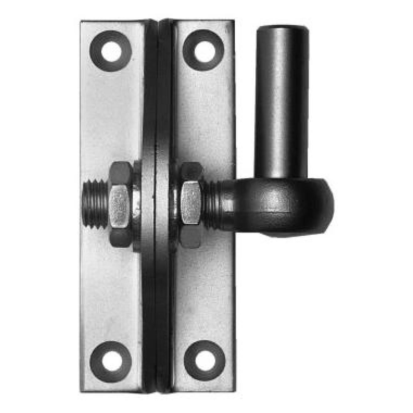 haken d5a zum aufschrauben 2 fach verstellbar feuer verz 16mm 1 st ck schrauben. Black Bedroom Furniture Sets. Home Design Ideas