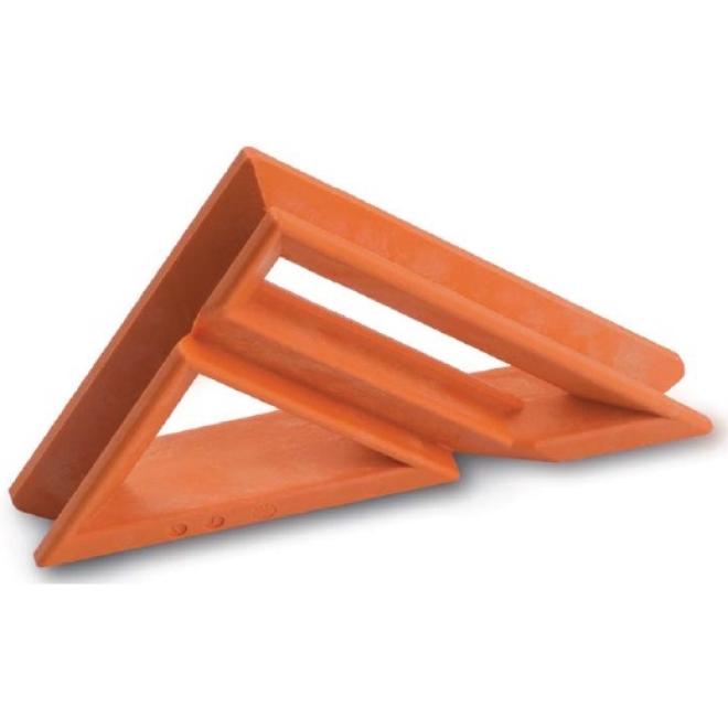 einschraubhilfe aus kunststoff orange ca 20x20cm 1 st ck schrauben g nstige. Black Bedroom Furniture Sets. Home Design Ideas