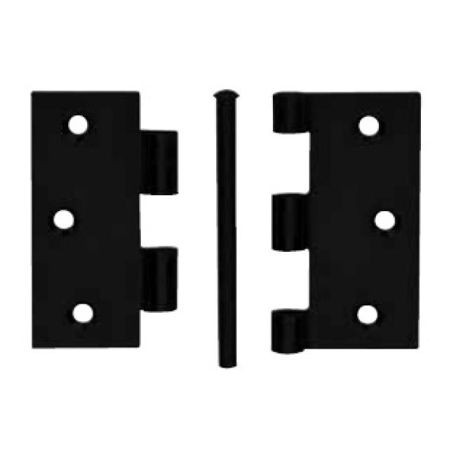 starke scharniere mit losem stift pz schwarz 90x90x2 5mm. Black Bedroom Furniture Sets. Home Design Ideas