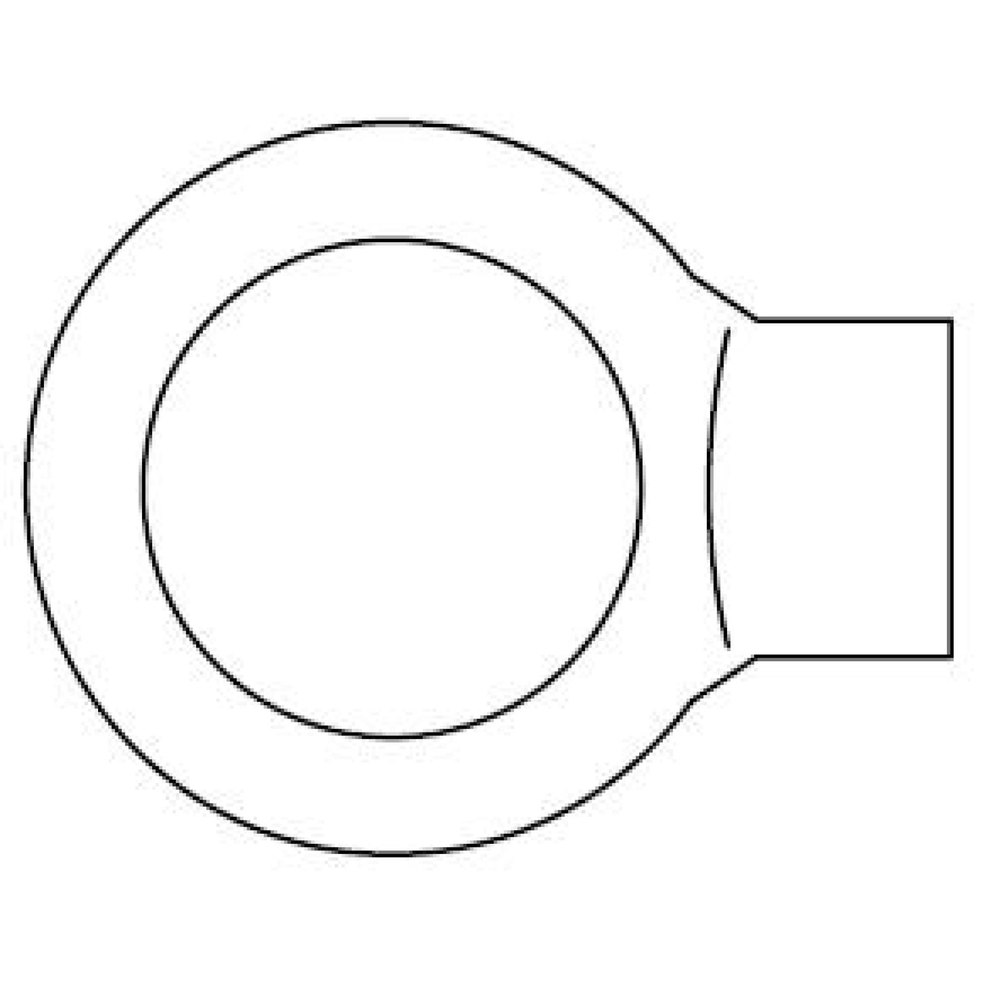 ringmutter edelstahl sendurchmesser 20 mm gewinde m6. Black Bedroom Furniture Sets. Home Design Ideas